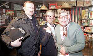 BBC2's League of Gentlemen