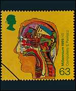 [ image: The 1999 stamp commemorating Alan Turing]