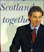[ image: Tony Blair: Truth or bluff?]