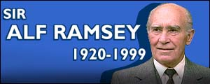 England's World Cup-winning manager Sir Alf Ramsey has died at the age of 79. Here are your tributes to a football legend. - _332698_alframsey