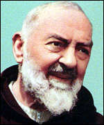 [ image: Padre Pio: Cult following]
