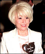 [ image: Barbara Windsor: He got more handsome with age]