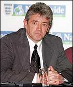 [ image: Keegan initially agreed to be England coach for four games]