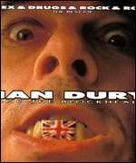 [ image: Dury: Famous for his anarchic lyrics]