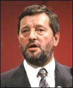 [ image: David Blunkett: Former council leader and Sheffield MP]