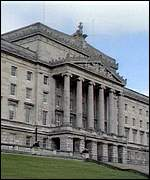 [ image: Stormont will be the seat of the new executive]