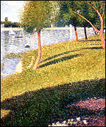 [ image: George Seurat's L'isle de la Gande Jatte sold for $35m on Monday]