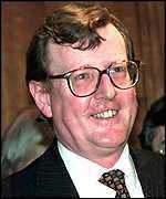 [ image: David Trimble has sought to break the deadlock]