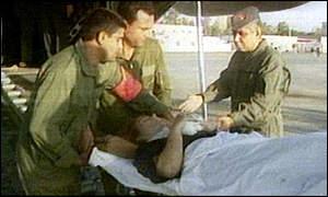 BBC News Middle East Bin Laden Behind Luxor Massacre