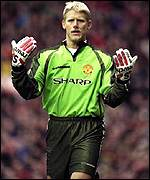 [ image: Schmeichel: Has scored as well as saved goals]