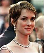 [ image: Winona Ryder: Considering a leading role]