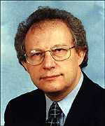 [ image: Henry McLeish is tipped for a position in the Scottish Cabinet]