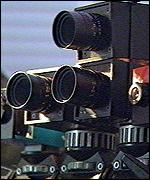 [ image: The 3D camera has been developed in Scotland]