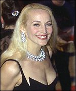 [ image: Jerry Hall: Out on the town without Mick Jagger]