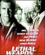 [ image: Lethal Weapon 4's distributers cut the film for the UK audience]