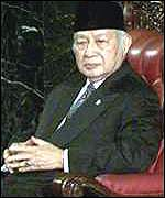 [ image: The Chinese enjoyed qualified protection under Presdent Suharto]