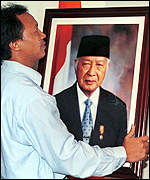 [ image: After Suharto, President Habibie relaxed controls on Chinese freedom]