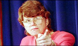 Janet Reno: Harvard graduate who struggled to the top of her profession