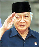[ image: Former Indonesian President Suharto governed for 32 years]