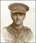 [ image: World War I poet Wilfred Owen lived in Birkenhead]