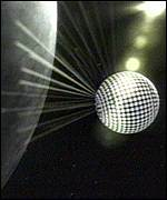 [ image: Starshine looks just like a disco ball]