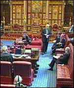 [ image: Peers heard how the UK could lose out without GM crops]