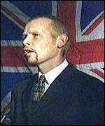 [ image: LVF founder Billy Wright was killed by two INLA men in December 1997]