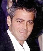 [ image: Number three: George Clooney]