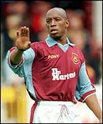 [ image: Number 38: Ian Wright]