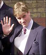 [ image: Number 22: Prince William]