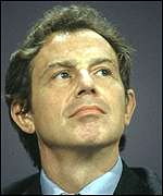 [ image: Number 85: Tony Blair]