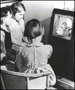 [ image: Television has come a long way since the 1950s]