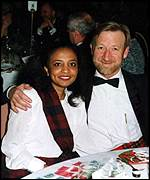 [ image: Steven Pratt pictured with his wife]