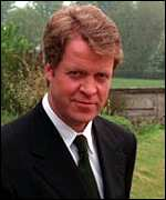 [ image: Earl Spencer: Promoting a new book about his house]