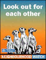 [ image: London's police used meerkat images in their neighbourhood watch scheme]