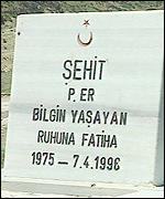 [ image: The grave of Imam Bey's son]