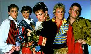 [ image: Adam and the Ants in 1981]