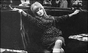 [ image: Marianne Faithful in 1964]