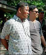 [ image: Nuon Paet says the killings were ordered by his superiors]