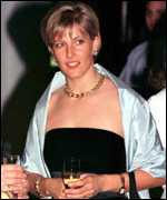 [ image: Miss Rhys-Jones is often compared to Princess Diana]