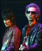 [ image: Keith Richards and Ronnie Wood: Still going strong]