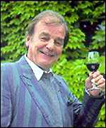 [ image: Read all about it: Keith Floyd's books are best sellers]