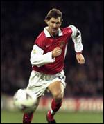 [ image: Tony Adams has spent his entire career at Arsenal]