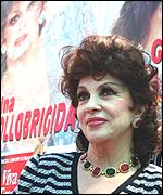 Italian glamour: Actress Gina Lollobrigida is one of the candidates