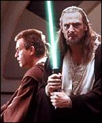 [ image: Ewan McGregor and Liam Neeson: Phantom Menace still a record-breaker]