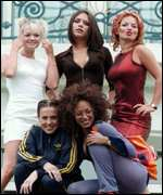 [ image: The Spice Girls are said to have made �6m each under Simon Fuller]