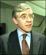 [ image: Jack Straw says claimants will be treated fairly]