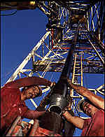 [ image: The boreholes will drill 1,000 metres into the sea floor]