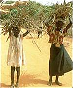 [ image: Children across Africa carry a heavy load]