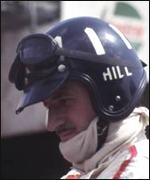 [ image: Graham Hill: Twice world champion]